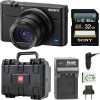 Sony Cyber-shot DSC-RX100 V 20.1 MP Digital Still Camera Essential Bundle