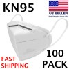 NJA KN95 Respirator Masks 5-Layer Protection (100 Pack) KN-95