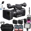 Sony PXW-X180 Full HD XDCAM Handheld Camcorder with 2X Spare Batteries | 2X 64GB Memory Cards | Filter Kit & More