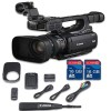 Canon XF100 HD Professional Camcorder + 2 PC 16 GB Memory Cards + All Manufacturer Accessories