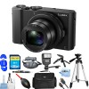 Panasonic Lumix DMC-LX10 20.1MP Digital Camera PRO BUNDLE