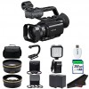Sony PXW-X70 Professional XDCAM Compact Camcorder + Advanced Accessories KIT