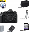 Nikon Df DSLR Camera (Body Only, Black) USA