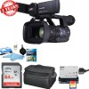 JVC GY-HM660u ProHD Mobile News Streaming Camera w/ 64GB Memory Card Bundle