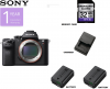 Sony Alpha a7R II Mirrorless Digital Camera (Body Only) USA with 32GB Memory Card
