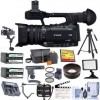 Canon XF200 High Definition 1080p Camcorder - Bundle with Video Bag, 64GB Compact Flash Card, Tripod