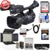 JVC GY-HM660u ProHD Mobile News Streaming Camera w/ 32GB MC | LED Light & More