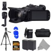 Canon XA20 Professional HD Camcorder Starter Accessories Kit