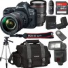 Canon EOS 5D Mark IV with 24-105mm f/4 L Is II USM Lens Kit Bundle + 64GB High Speed Memory Card + Canon Camera Bag + Wireless Remote