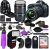 Canon EOS 5D Mark IV DSLR Camera with Canon EF 24-105mm f/4L IS II Lens | 32GB Memory Accessory Bundle
