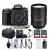Nikon D750 Digital SLR Camera with Built-In Wi-Fi w/ Nikon AF-S DX NIKKOR 28-300mm Lens   32 GB SD Card   Cleaning Pen