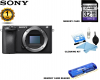 Sony Alpha a6500 Mirrorless Digital Camera (Body Only) USA