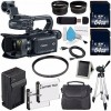 Canon XA30 Professional Camcorder with 64GB Memory Card Bundle