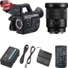 Sony PXW-FS5M2 4K XDCAM Super35mm Compact Camcorder with 18 to 105mm Zoom Lens USA