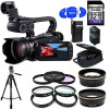Canon XA10 HD Professional Camcorder Essential Accessory Bundle