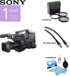 Sony PXW-X320 XDCAM Solid State Memory Camcorder with Fujinon 16x Servo Zoom Lens NTSC USA