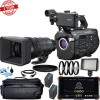 Sony PXW-FS7M2 4K XDCAM Super 35 Camcorder Kit with 18-110mm Zoom Lens and Atomos Ninja Flame