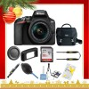 Nikon D3500 DSLR Camera with 18-55mm Lens |Nikon Case | Sandisk 32GB Memory Card |Cleaning Kit - Holiday Gift Special