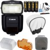 Canon Speedlite 430EX III-RT Essential Photo Kit