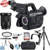 Sony PXW-FS5M2 4K XDCAM Super35mm Compact Camcorder w/18-105mm Zoom Lens Sandisk 64GB Memory Card Bundle