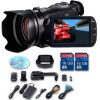 Canon XA10 HD Professional Camcorder |2 PC 16GB Memory Cards | All Manufacturer Accessories