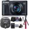 Canon PowerShot SX740 with Pro Accessory Bundle
