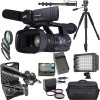 JVC GY-HM660u ProHD Mobile News Streaming with Microphone Supreme Bundle