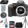Nikon D3500 DSLR Camera (Body Only) with Sandisk 32GB Essential Kit