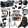 Canon XA30 HD Professional Video Camcorder + Extra Accessories, Xgrip