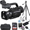 Sony PXW-X70 Professional XDCAM Compact Camcorder (Pal) & Custom Accessory Bundle
