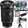 Sony FE 16-35mm f/2.8 GM Lens with Sandisk 128GB Memory Card Pro Bundle