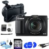Canon PowerShot G1 X Mark II Digital Camera + 32GB Basic Accessory Bundle