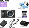 Sony Alpha a6300 Mirrorless Digital Camera (Body Only) USA