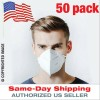 NJA KN95 Respirator Masks 5-Layer Protection (50 Pack) KN-95
