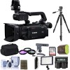 Canon XA55 Professional UHD 4K Camcorder with 64GB Premium Accessory USA
