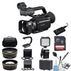 Sony PXW-X70 Professional XDCAM Compact Camcorder (Pal) & Advanced Accessories Kit