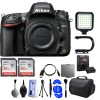 Nikon D600 DSLR Camera (Body Only) W/ 2x 32GB Memory Cards Bundle