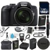 Nikon COOLPIX B700 Digital Camera USA w/ 64GB Deluxe Bundle