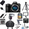 Nikon Z6 Mirrorless Digital Camera (Body Only) With Pro Accessory Bundle USA