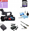 Canon XA10 HD Professional Camcorder Starter Bundle USA