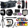 Canon XA30 HD Professional Video Camcorder + Mega Accessory Kit