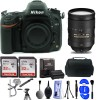 Nikon D600 DSLR Camera w/ AF-S NIKKOR 28-300MM | 64GB MC | Case & More