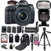 Canon EOS 5D Mark IV Digital SLR Camera Bundle with EF 24-105mm f/4L IS II USM Lens + Professional Accessory Bundle