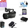JVC GY-HM200SPU 4KCAM Compact Handheld Streaming Camcorder USA