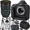 Canon EOS-1D X Mark II DSLR Camera with Canon EF 24-70mm f/2.8 II USM Lens Advanced Bundle