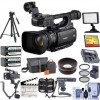 Canon XF-105 High Definition Professional Camcorder, XF Codec - Bundle with Video bag. 64GB Compact