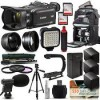 Canon XA30 HD Professional Video Camcorder + Extreme Accessory Bundle Kit