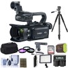 Canon XA15 Compact Full HD Camcorder with SDI, HDMI, and Composite Output with 64GB Premium Accessory