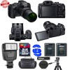 Nikon COOLPIX B700 Digital 20.2MP 4K Video WiFi NFC Camera 60x Zoom - 32GBGB Bundle