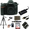 Nikon D600 DSLR Camera (Body Only) |16GB Starter Bundle
